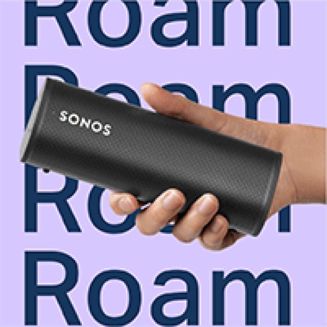 Ny Lækker trådløs højtaler (Sonos Roam)