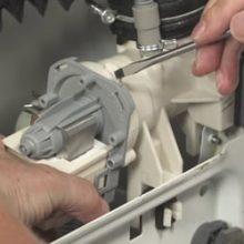 Reparation af vaskemaskine