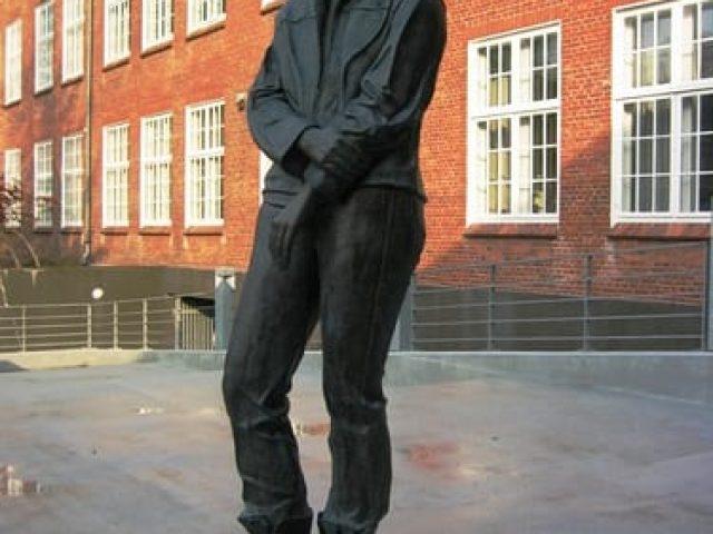 90'ernes Gymnasieelev